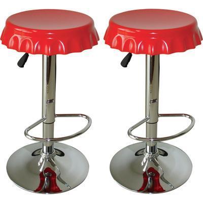 bottle cap stools DIY Video: FAB Bottle Cap Decor (great gifts!)