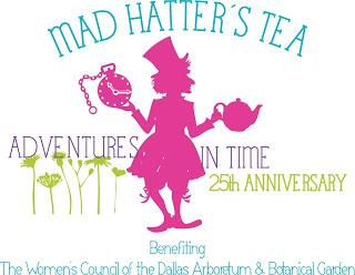 Save the Date: Mad Hatter's Tea 2013