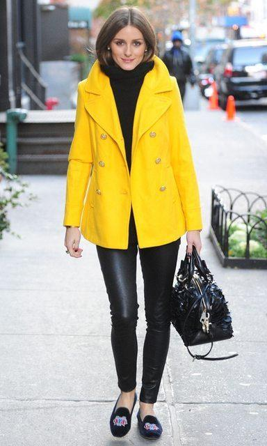 Celebrity Trend: Bright Yellow