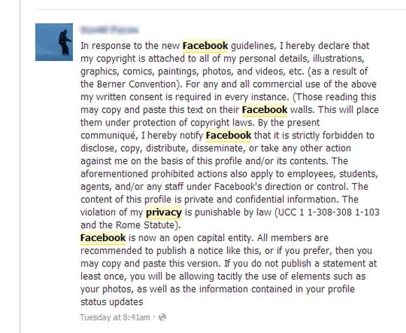 the violation of privacy in a fake facebook profile case The hackers are quite active and working out to spread fake baits to steal precious information if you are a social media manager managing business pages on social networks, you could be the target of phishing scams.