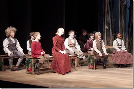 Review: The Christmas Miracle of Jonathan Toomey (Provision Theater)