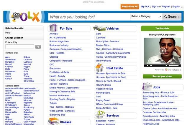 OLX India - Sab Kuch Bikta Hai