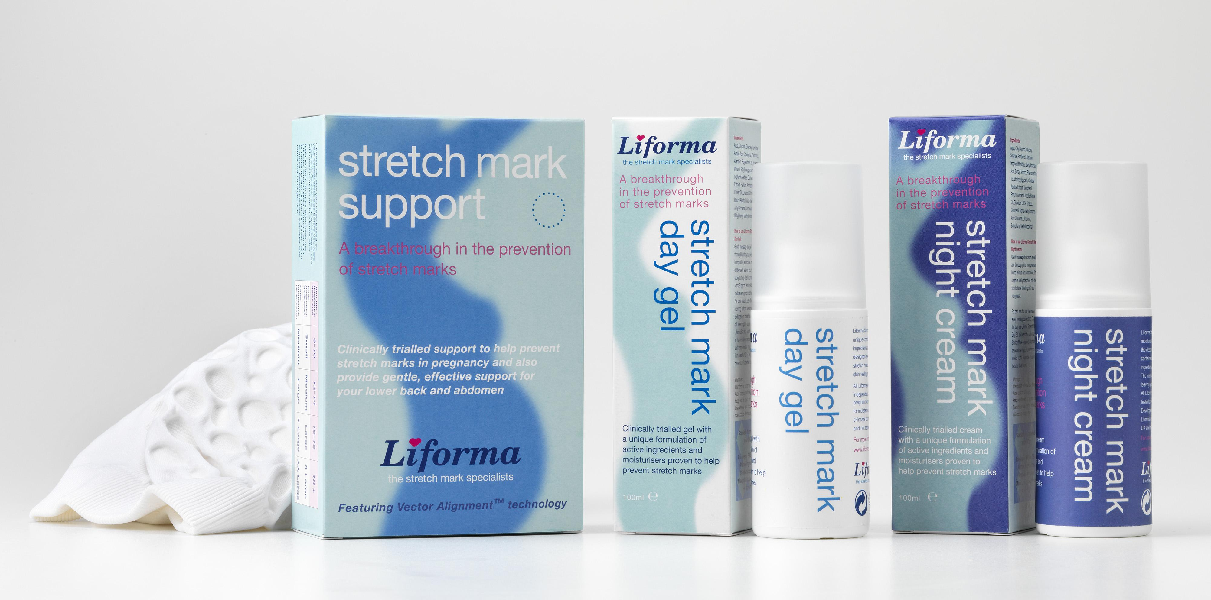 Liforma System Pack 71 Liforma Stretch Mark Support