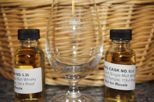 Whisky Review – Scotch Malt Whisky Society Cask No. 5.35 and Cask No. 93.47