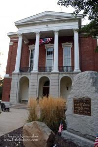 Switzerland County Courthouse in Vevay, Indiana