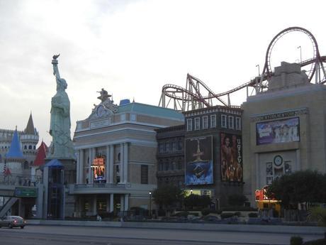NY NY Casino Las Vegas NV