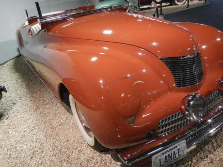Lana Turner's 1941 Chrysler Newport Phaeton