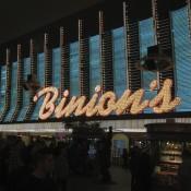 Binion's on Freemont Street Las Vegas NV
