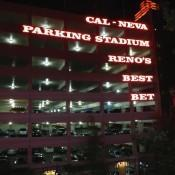 Cal-Neva Parking Stadium Reno, NV