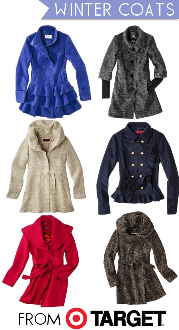Affordable Winter Coats…