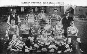 Gone and forgotten – Glossop FC