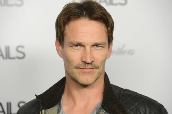 Stephen Moyer attends the DETAILS Hollywood Mavericks Party