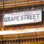Grape Street, London
