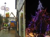 Local Christmas Lights Switch-on