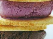 Coconut Macaron Cream Sandwiches