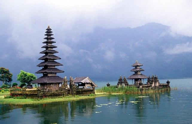 Beautiful Island of Bali