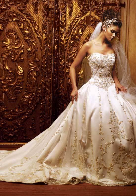Vintage Wedding Gowns A Gorgeous Option - Paperblog