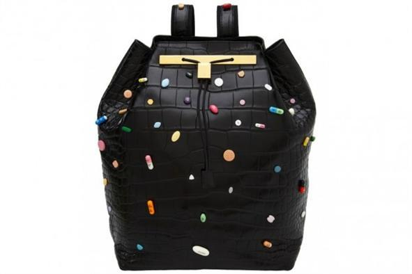 the Olsen's pill backpack