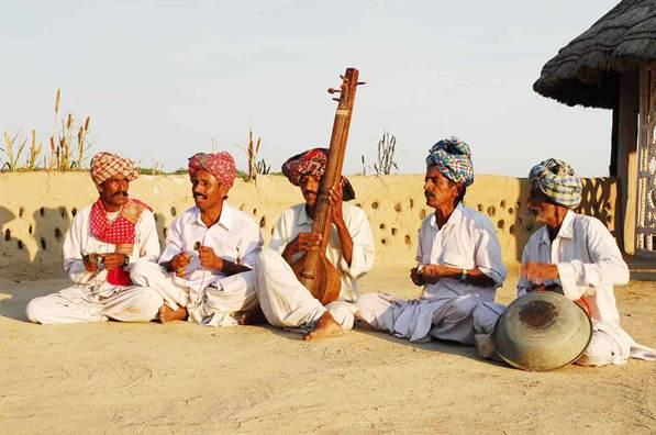 Traditional Gujarat Folk