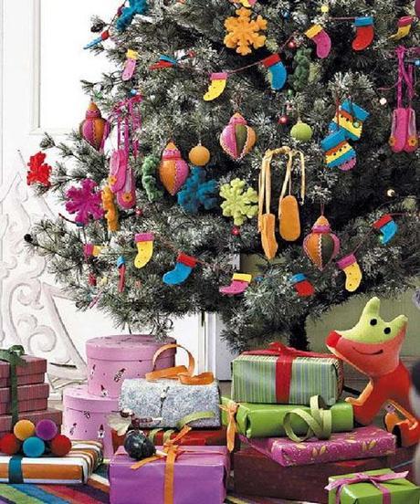 decor christmas tree idea5 Christmas Tree Decorating Ideas HomeSpirations