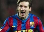 Golden Chance Lionel Messi Equal Mueller's Record