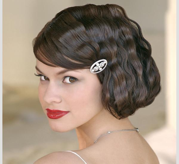 How To Add Bling To Your Wedding Hair