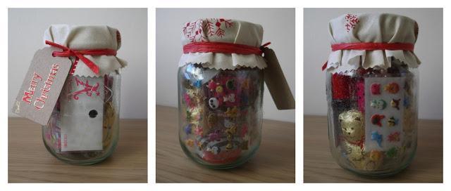DIY Christmas Gift Jars - Paperblog
