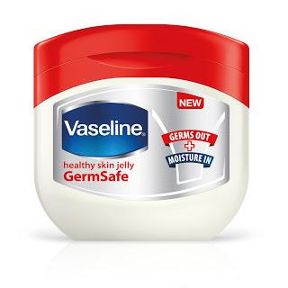 Infection-Safe with Vaseline GermSafe® Petroleum Jelly
