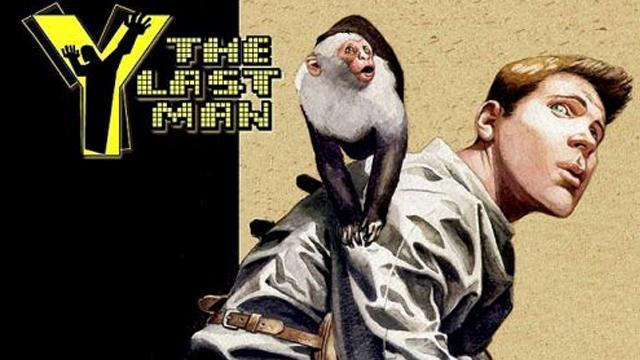 Brian K. Vaughn's Y The Last Man
