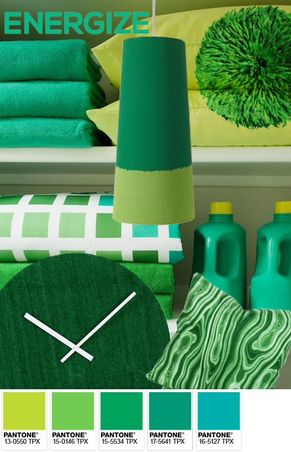 Emerald is the Color of the Year for 2013