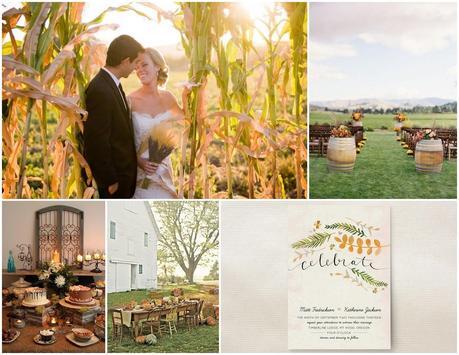 {Inspiration Board} Fall Harvest