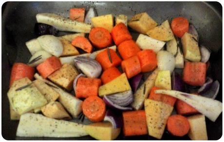 ROTW   Winter veg soup   Weight loss!