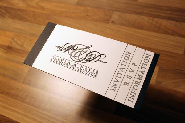 Unique Wedding Invitations Artemis Stationery Paperblog