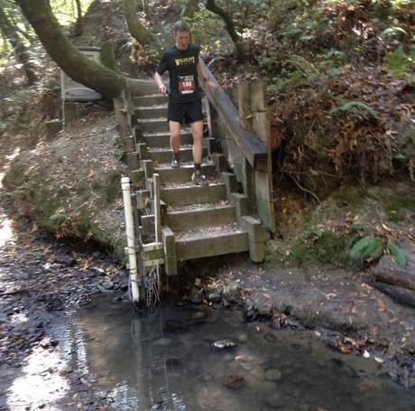 Mike Sohaskey hitting home stretch of Bear Creek Half Marathon
