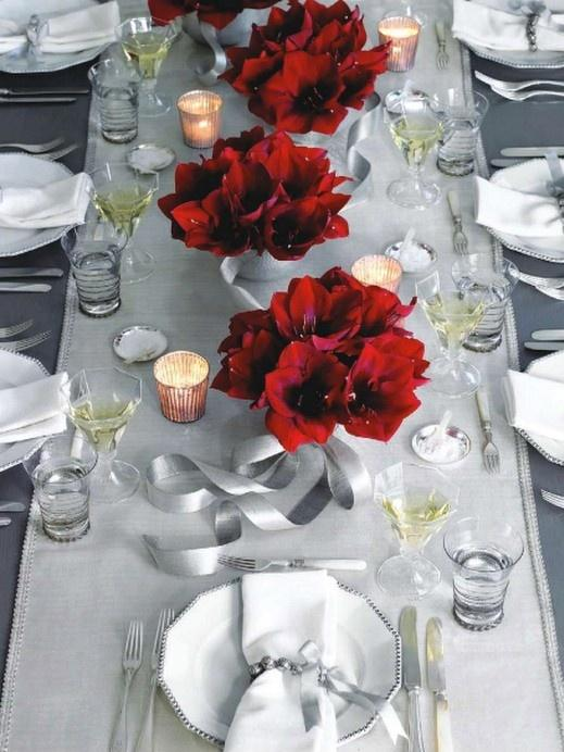Holiday Inspiration: Christmas Tablescapes