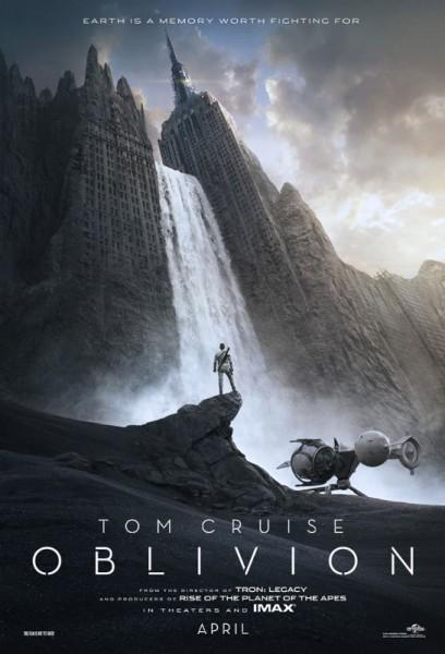 First Look: Tom Cruise in 'Oblivion'
