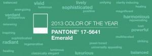 Ways to Wear Emerald Green: Pantone's Color of the Year