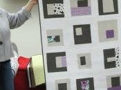 Break Free! Bold! Rethink Quilting with Jacquie Gering.