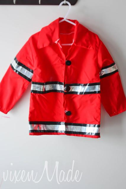 Kids Firefighter Jacket