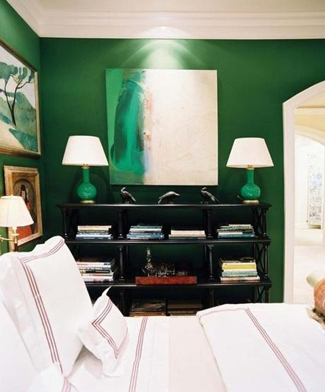decor emerald green4 2013 Color of the Year: Emerald! HomeSpirations