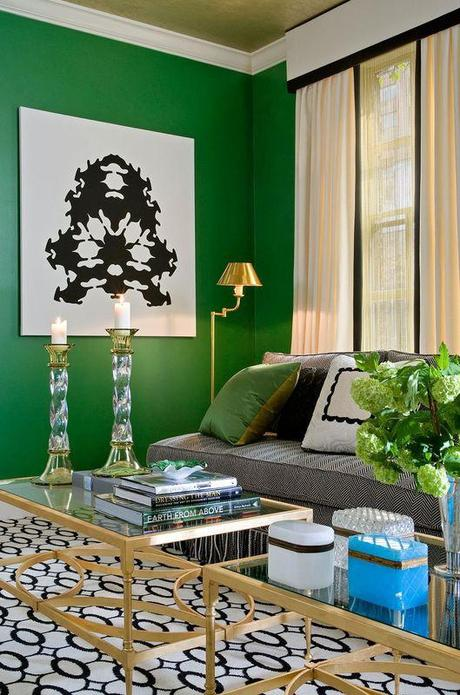 decor emerald green1 2013 Color of the Year: Emerald! HomeSpirations