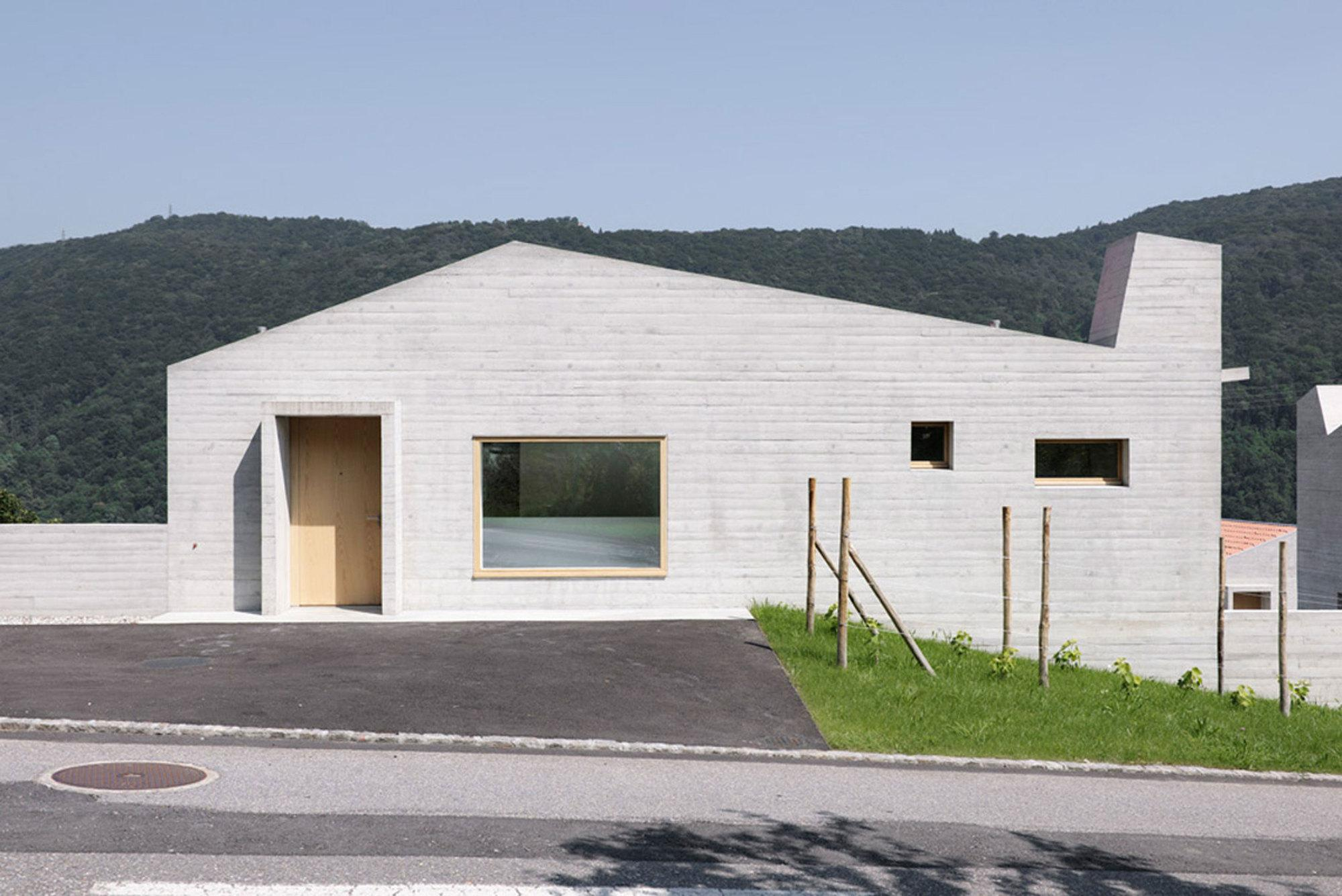 5 Houses in Barbengo by Studio Meyer e Piattini 3