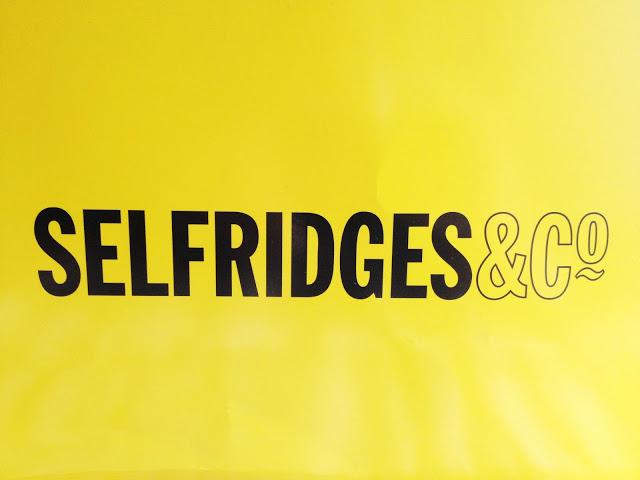 A EVENING AT SELFRIDGES. SPRING/SUMMER 2013 PREVIEW.