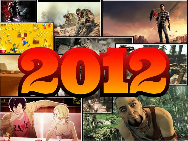 2012 - Games of The Year