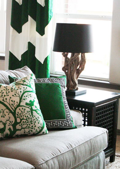 Emerald Home Accents