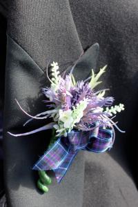 flowers central park wedding