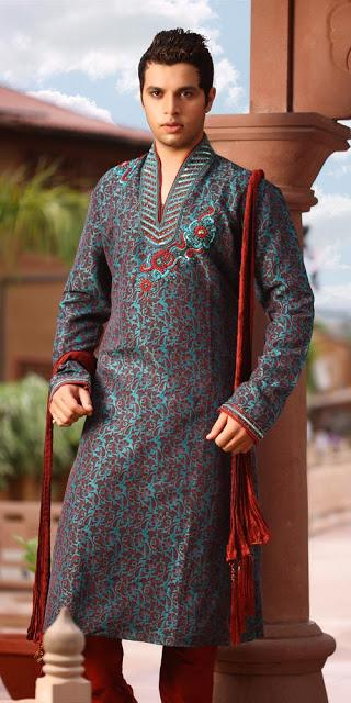 Men Kurta and Sherwani