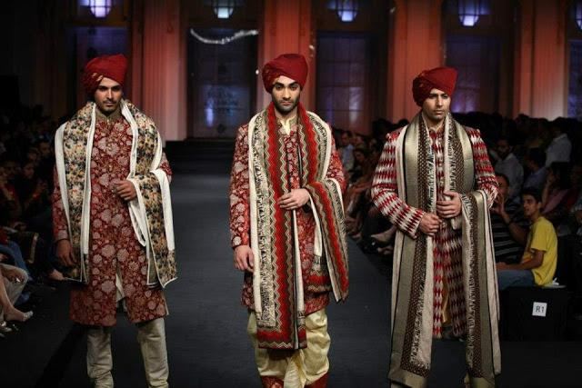 Men Sherwani by Vikram Phadnis