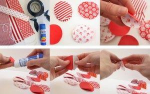 diy craft project Christmas_bauble_garland