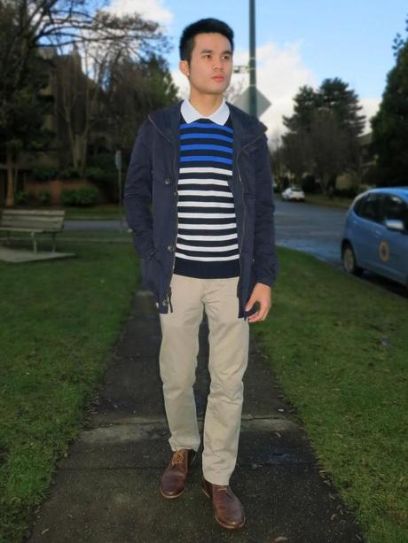 STYLE: Look #54 – Cloudy Stripes
